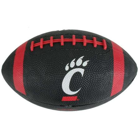 Cincinnati Bearcats Mini Rubber Football
