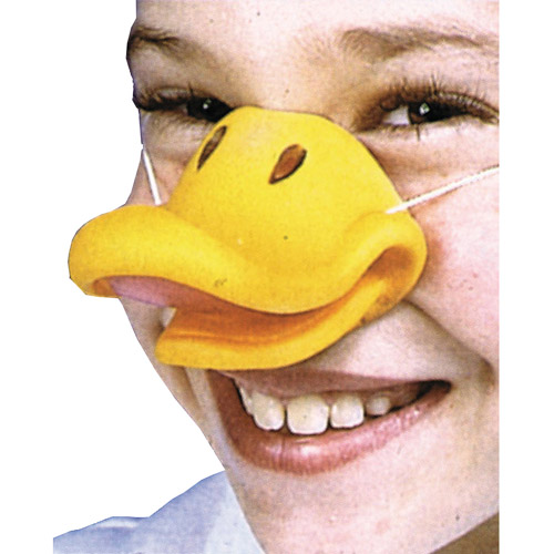 Duck Nose with Elastic Adult Halloween Accessory