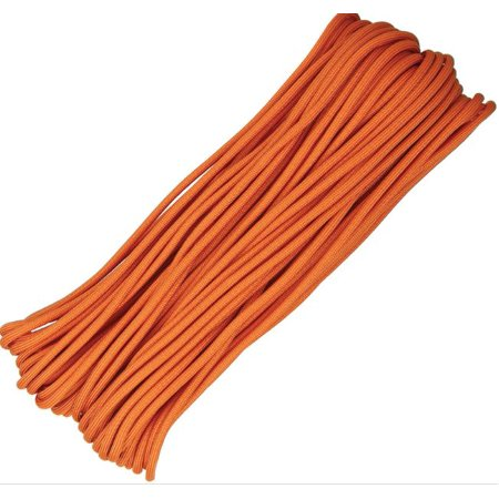 Sale Parachute Cord (Parachute Cord Burnt Orange )
