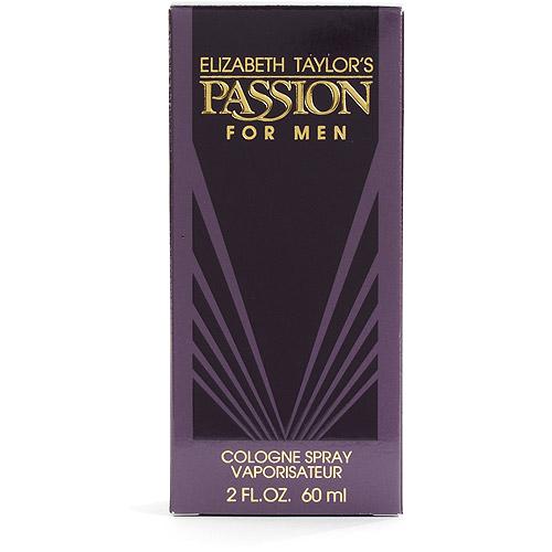 Parfums International, Ltd. Elizabeth Taylor Passion Cologne Spray, 2
