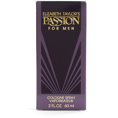 Elizabeth Taylor Passion Cologne Spray, 2 Fl Oz