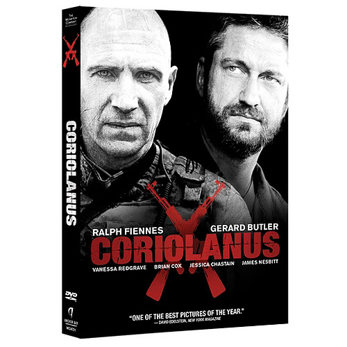 Coriolanus (Widescreen)