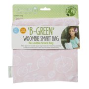 Woombie BGreen Snack Bags Summertime Fun, One Size