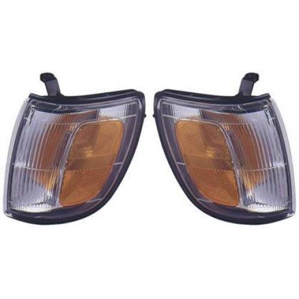 go parts pair set oe replacement for 1996 1997 toyota 4runner corner lights assemblies lens cover left right driver passenger replacement for toyota 4runner walmart com walmart com go parts pair set oe replacement for 1996 1997 toyota 4runner corner lights assemblies lens cover left right driver passenger