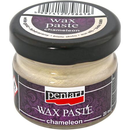 Chameleon Wax Paste 20ml-White Gold - image 1 de 1