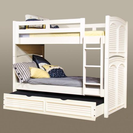 Twin Bed Eggshell