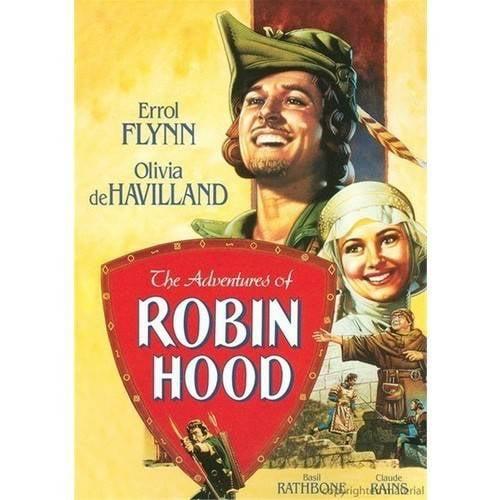The Adventures Of Robin Hood (Full Frame)
