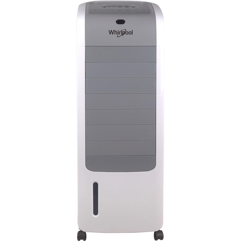 Whirlpool 155 Cfm Indoor Evaporative Air Cooler In White Walmart Com Walmart Com