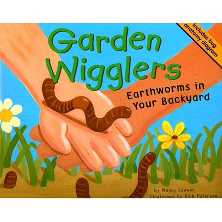 Garden Wigglers : Earthworms in Your Backyard (Baby Earthworms)