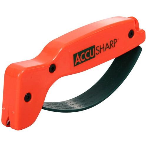 AccuSharp Blaze Orange Knife and Tool Sharpener by AccuSharp