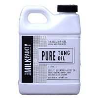 Pure Tung Oil 16 OZ (Tung Oil Wax)