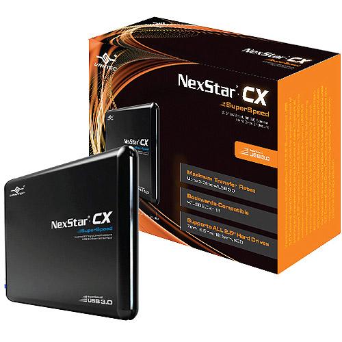 """Vantec 2.5"""" SATA to USB 3.0 External Hard Drive Enclosure"""