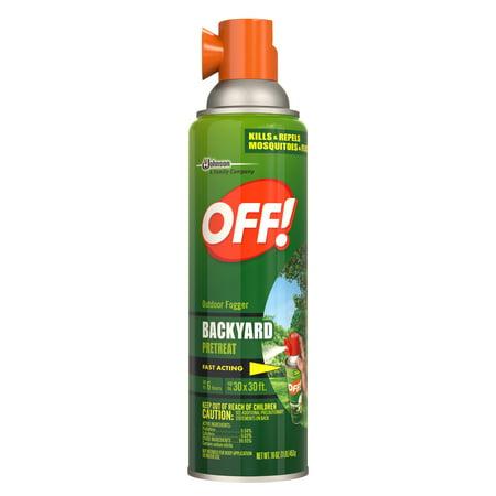 OFF! Outdoor Fogger 16 oz