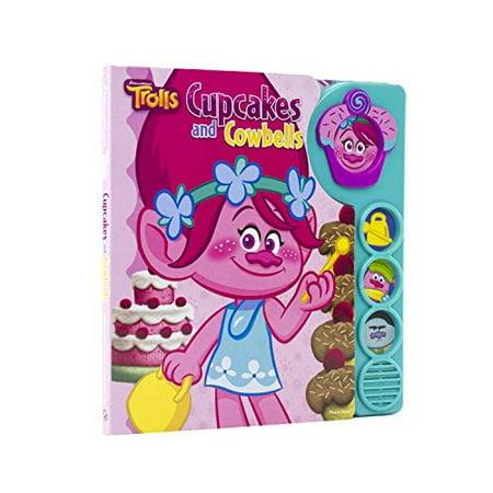 Cupcakes and Cowbells (Trolls) - Spirit Cowbells