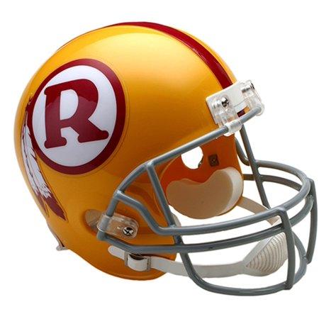 - Riddell Washington Redskins Throwback 1970-1971 VSR4 Full-Size Replica Football Helmet