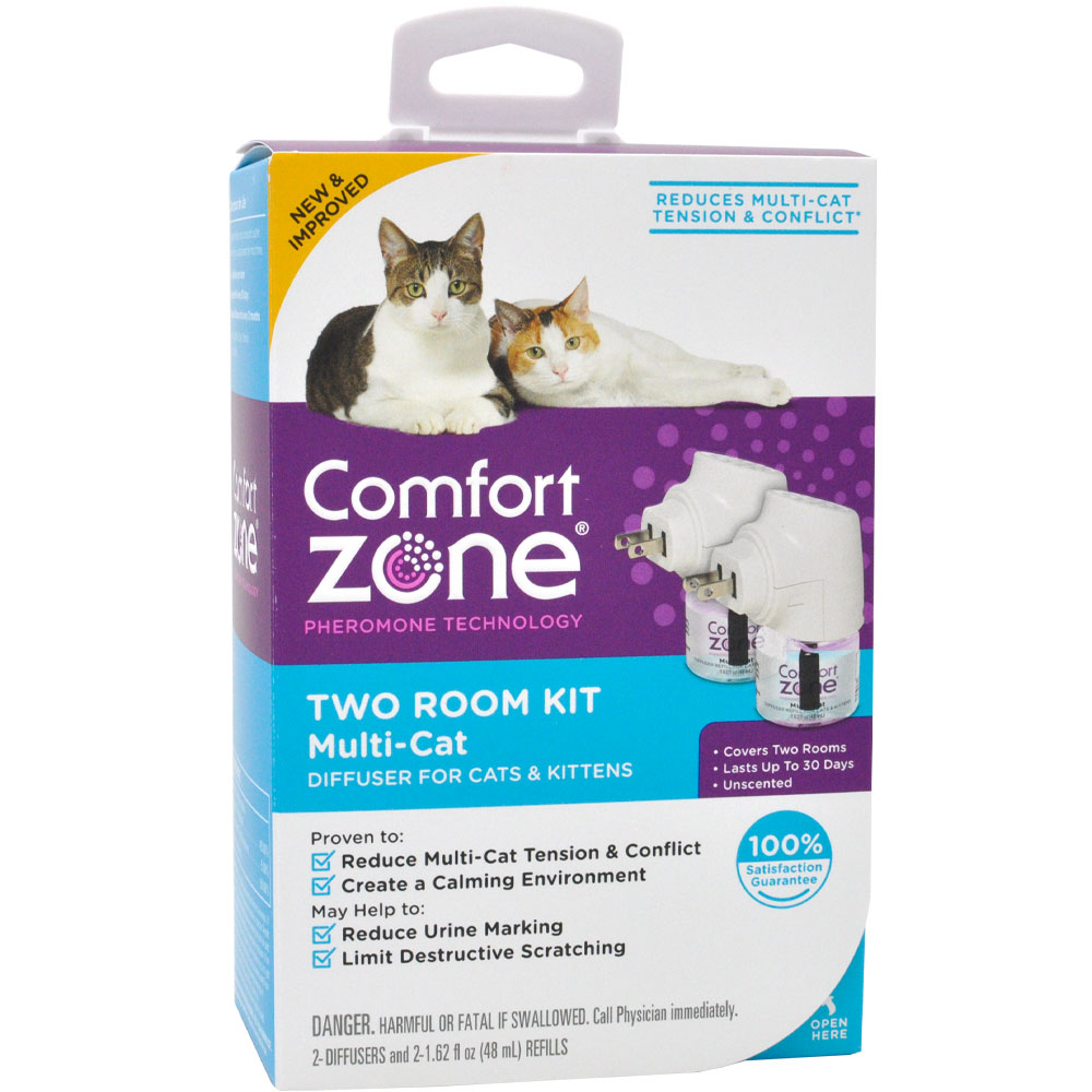 COMFORT ZONE MULTI-CAT DIFFUSER