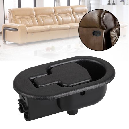 EEEkit Recliner Sofa/Chair Release, Black All-Metal Pull Recliner Handle,Fits Ashley and Other Manufacturer Brands(fits suits the standard 5mm cable end)Chair Release Handle for Sofa or (Choir Suit)