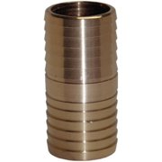 Water Source IC125NL 1.25 in. Yellow Brass, Insert Coupling