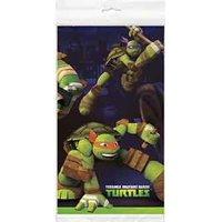 """Plastic Teenage Mutant Ninja Turtles Table Cover, 84"""" x 54"""""""