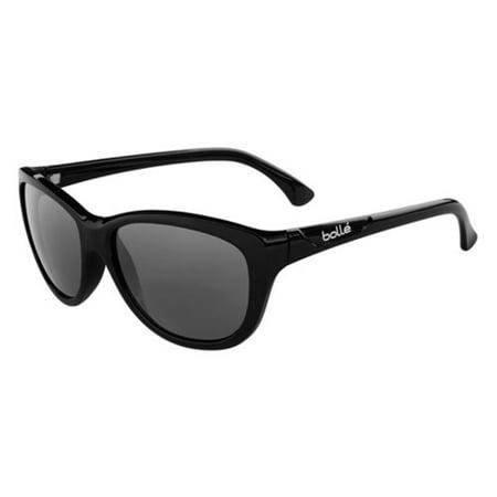 acafcb6b607 Bollé - Greta 11952 Sunglasses Shiny Black - Walmart.com
