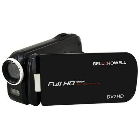 Bell+howell Dv7hd Digital Camcorder - 3