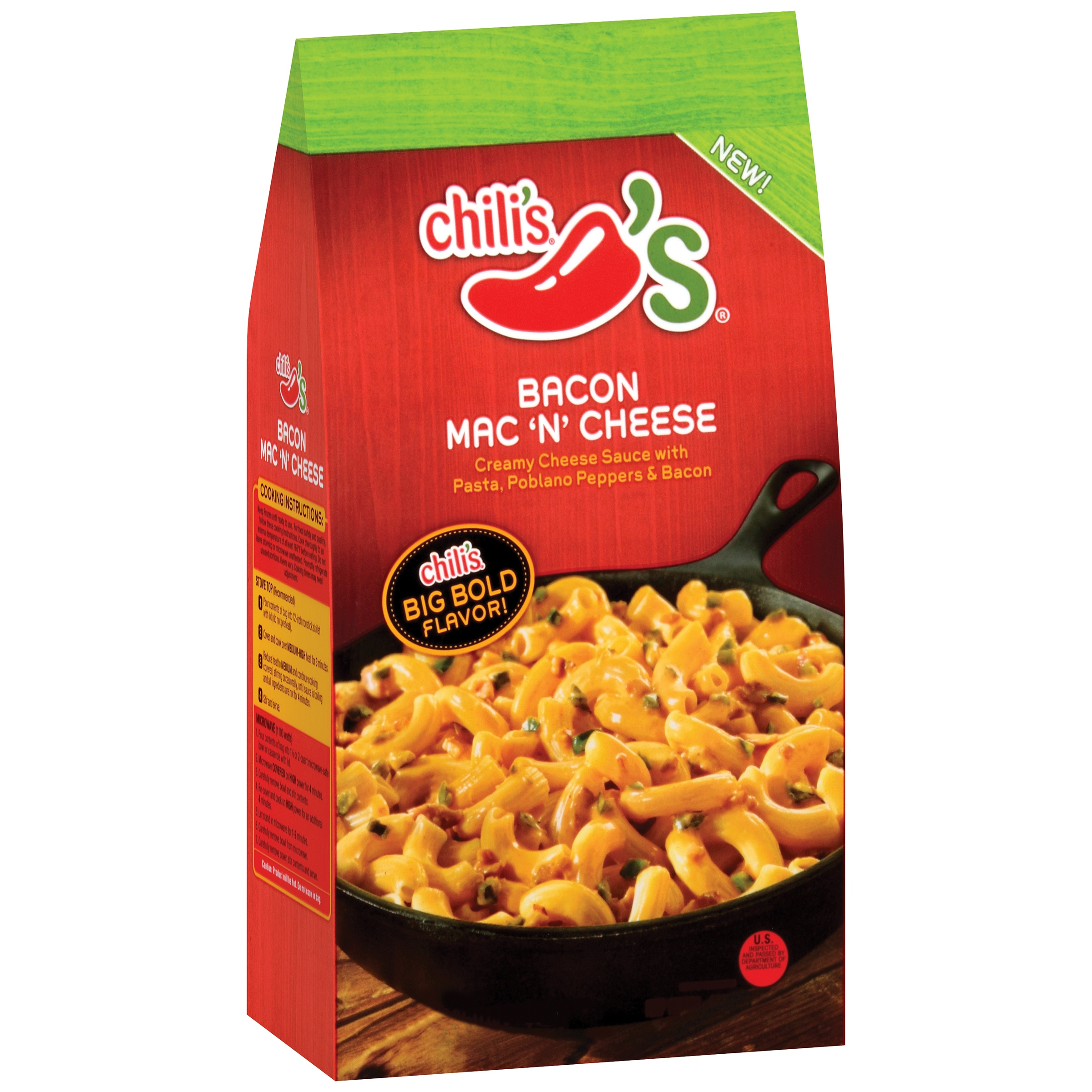 Chili's® Bacon Mac 'N' Cheese 22 oz. Bag