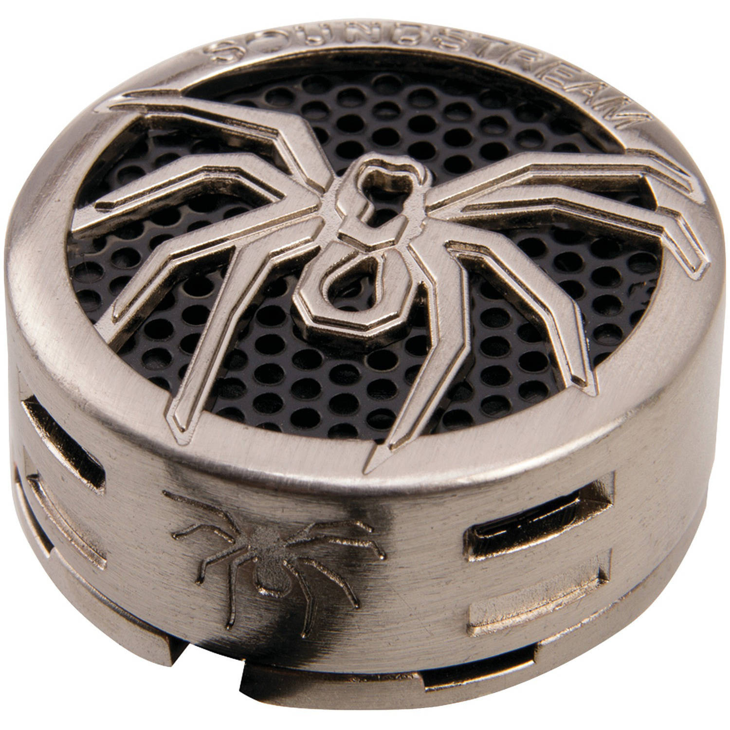 "Soundstream TWS.4 Tantalum Series 1"" 100-Watt Aluminum Dome Tweeter"