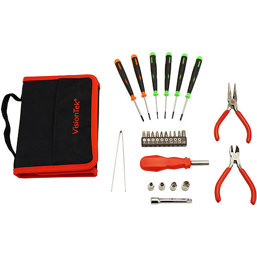 VisionTek 26-Piece ToolKit for PCs