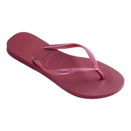 Slim Rubber Flip-Flops