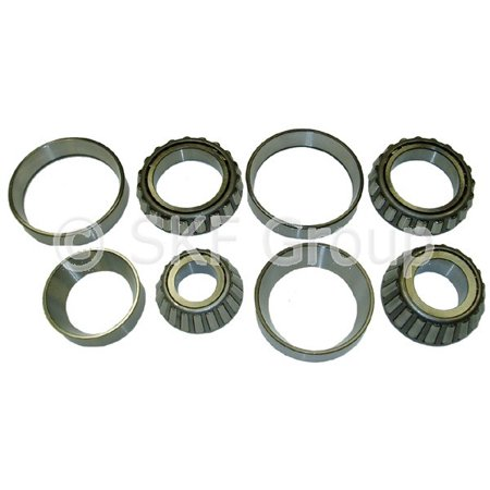 Axle Differential Bearing and Seal Kit SDK331 for Chevy C20 Pickup, K20 Pickup