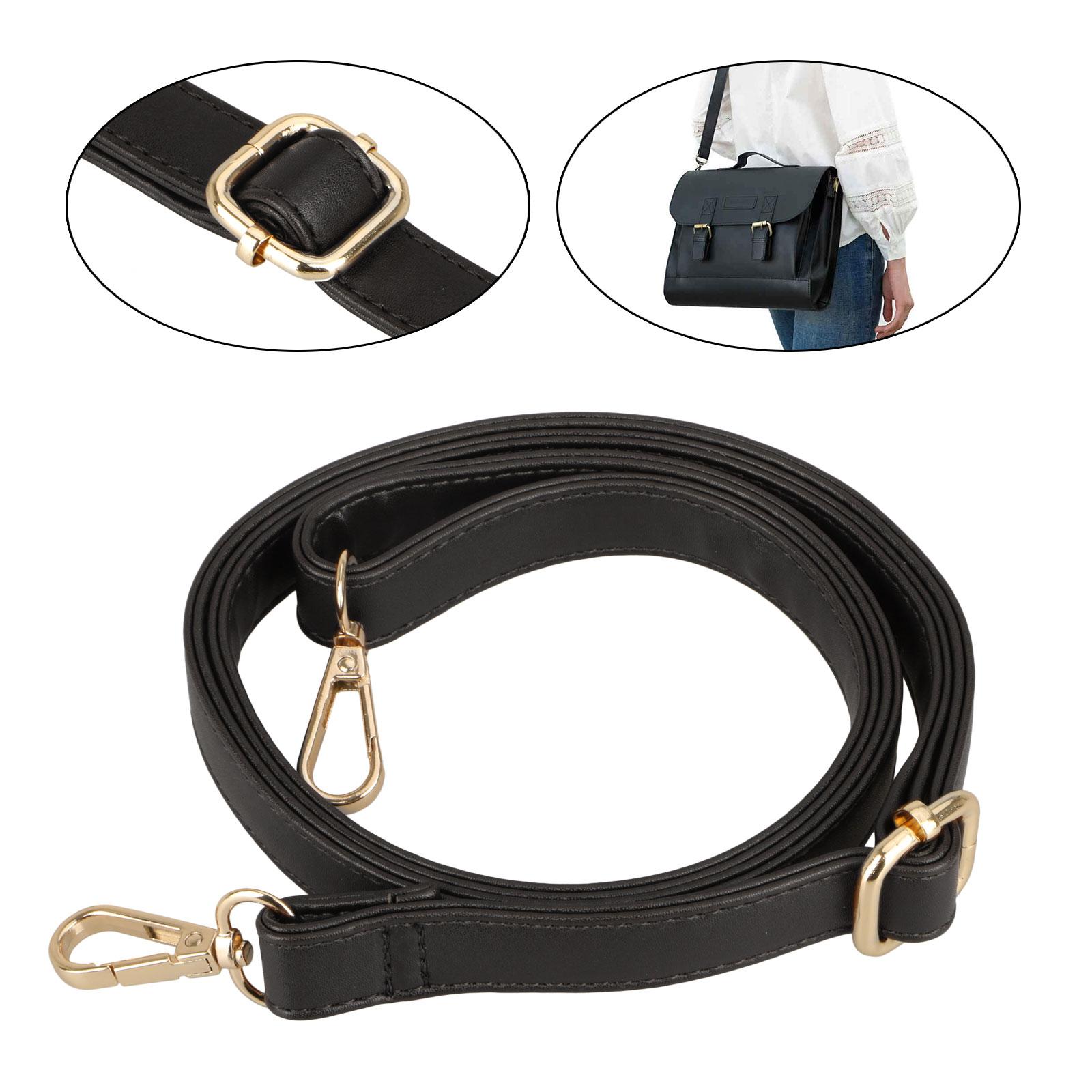 439797b889392 EEEKit - EEEKit Adjustable Handbag Shoulder Strap Replacement Shoulder  Leather Handle Crossbody Belt Replacement Purse Chain - Walmart.com