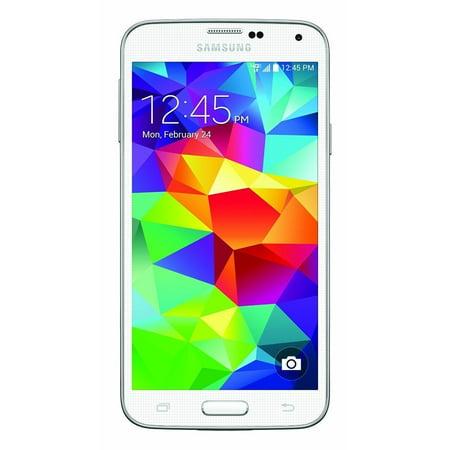 NEW SAMSUNG Galaxy S5 SM-G900V 16GB Verizon + GSM UNLOCKED Smartphone - White ()