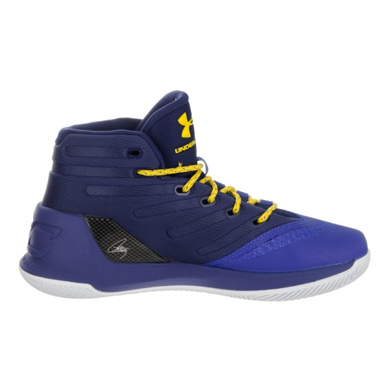 b443d5e55443 Under Armour - Under Armour Kids GS Curry 3 Basketball Shoe ...