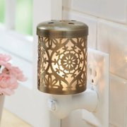 Better Homes and Gardens Accent Wax Warmer, Arabesque