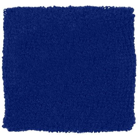 - Plain Royal Blue Wristband