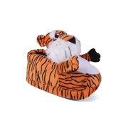 83a68f82d Happy Feet Mens and Womens Auburn Tigers NCAA Mascot Slippers