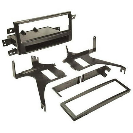 SCOSCHE PT2049B- 2005 and up SCION Pocket Mounting Dash Kit for Car Radio / Stereo Installation (2005 Scion Tc Stereo Dash Kit)