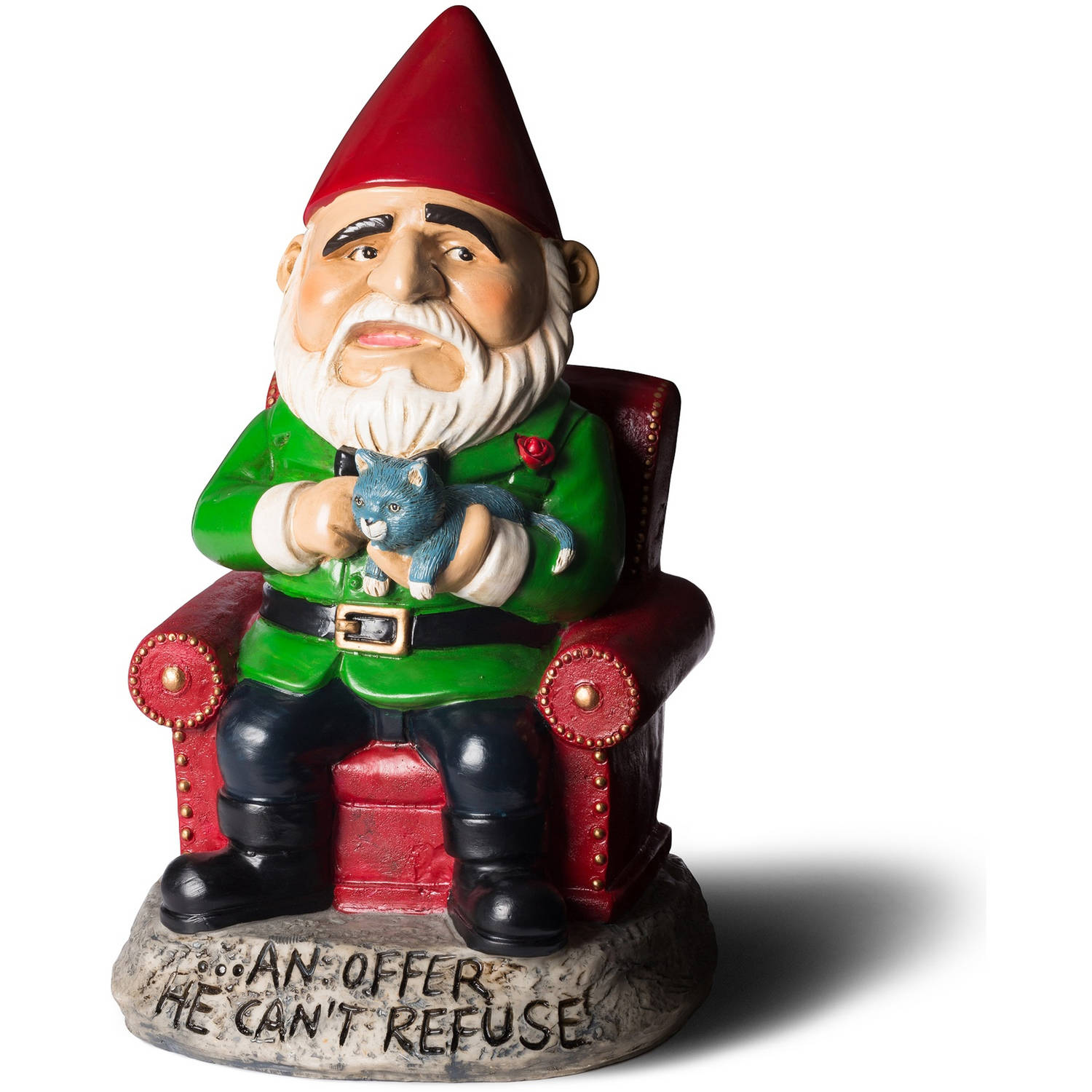 An Offer He Can't Refuse Gnome by Generic