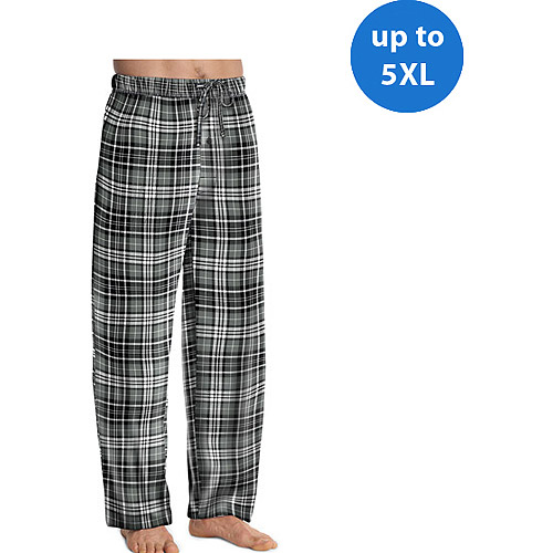 Hanes Big Men's Printed Sleep Pants