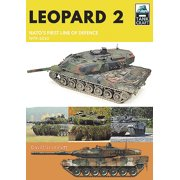 Tankcraft: Leopard 2: Nato's First Line of Defence, 1979-2020 (Paperback)