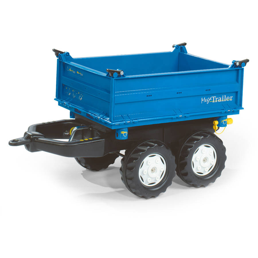 Rolly Mega Trailer, Blue