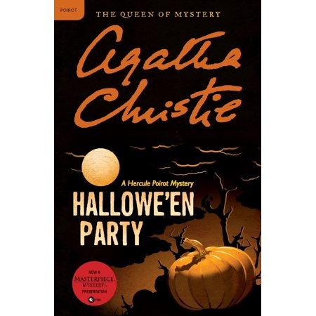 Governor Christie Halloween (Hallowe'en Party : A Hercule Poirot)