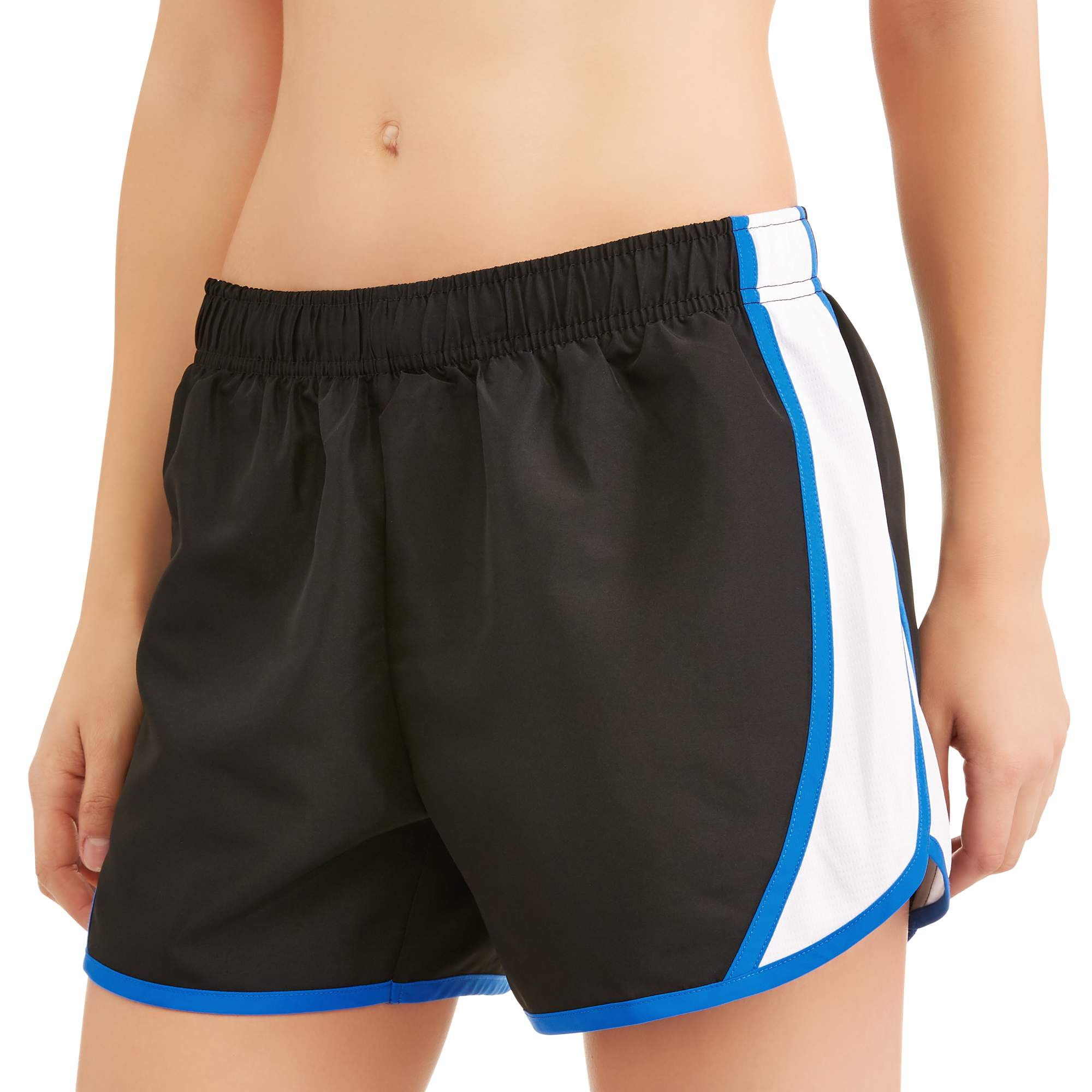 Women's Core Active Woven Running Short with Hidden Liner
