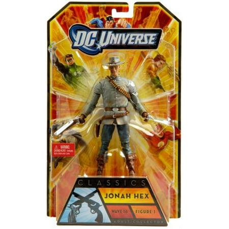 DC Universe Classics Jonah Hex Action Figure (Jonah Hex Scar)