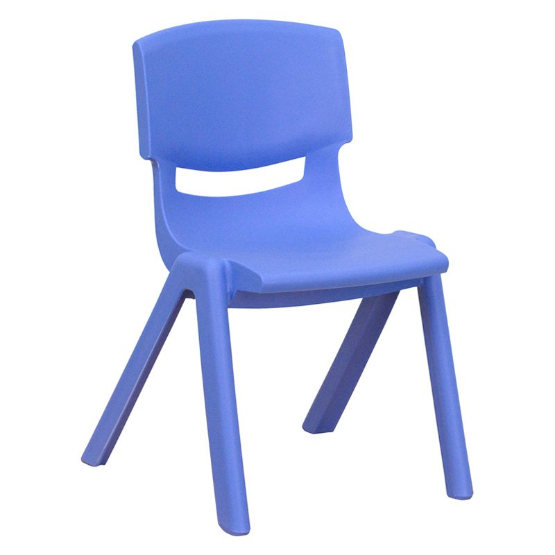 Plastic Stackable School Chair