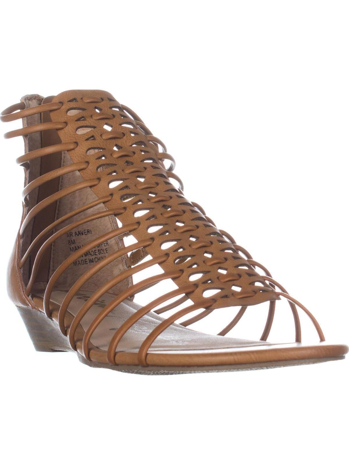 b5e3ae6720f AR35 Averi Gladiator Wedge Sandals