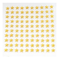 BalsaCircle 600 pcs Star Shaped Gem Stickers - Wedding Party Favors Decorations DIY Craft Supplies