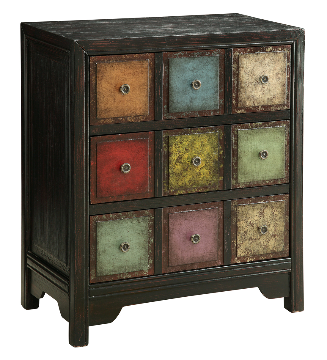 Coast To Coast 46211 Three Drawer Chest