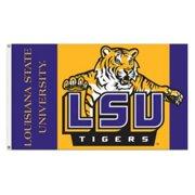 NCAA LSU Tigers 3' x 5' Flag
