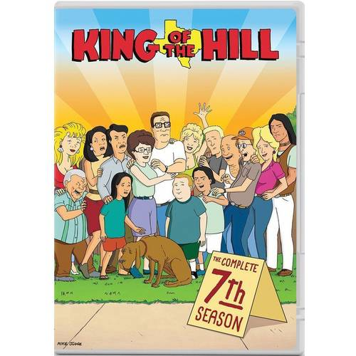 King Of The Hill: The Complete Seventh Season (Full Frame)